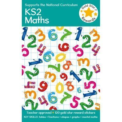 D242  Gold Star Rewards KS2 Maths: Ages 7-9
