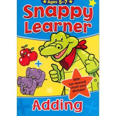 D184  Snappy Learner: Adding