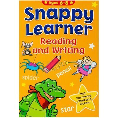 D182   Snappy Learner: Reading And Writing