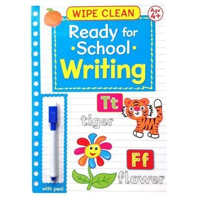D249   Ready for School: Writing