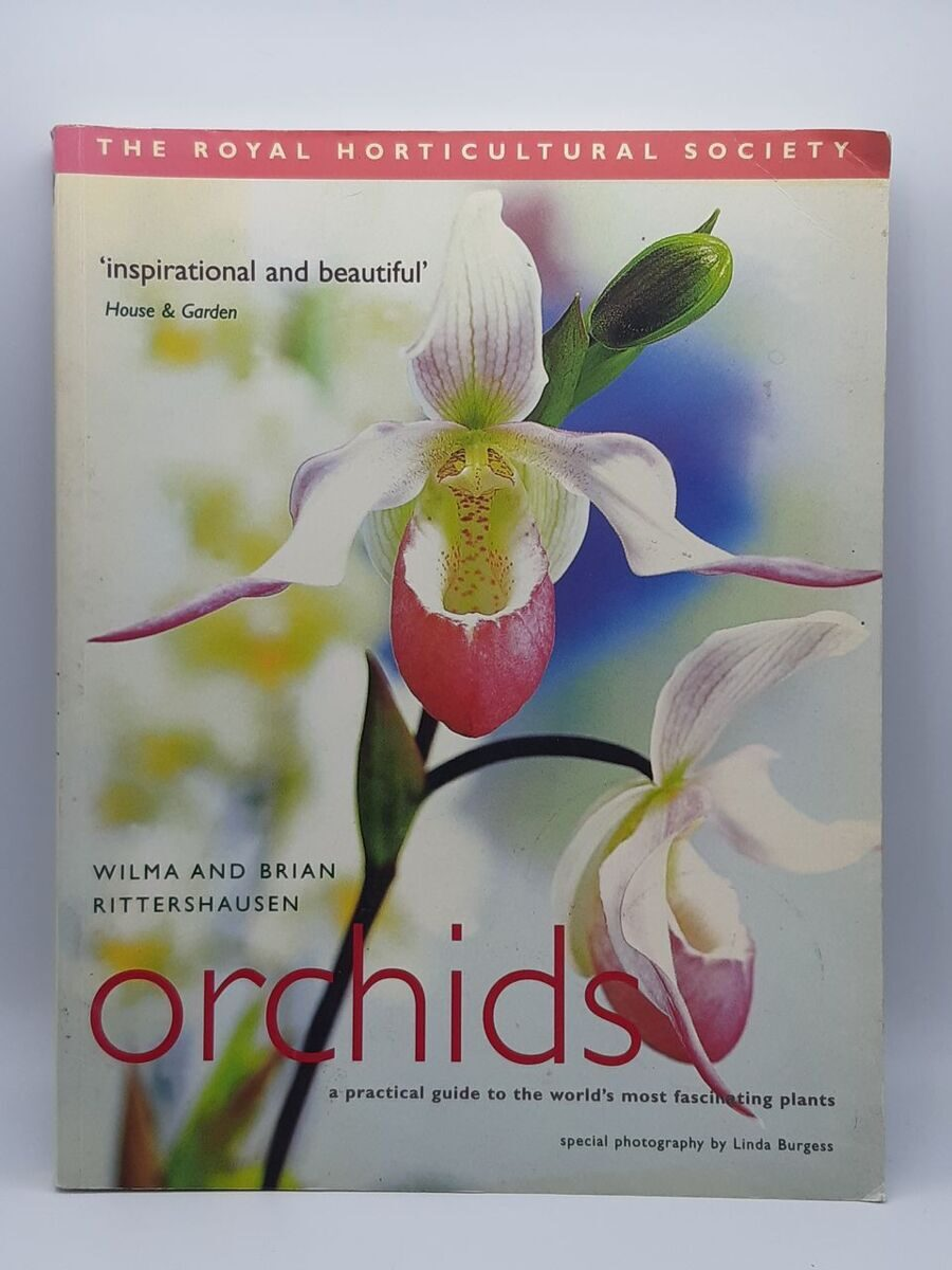 5P25 Orchids. A practical guide, Brian and Wilma Ritterschausen