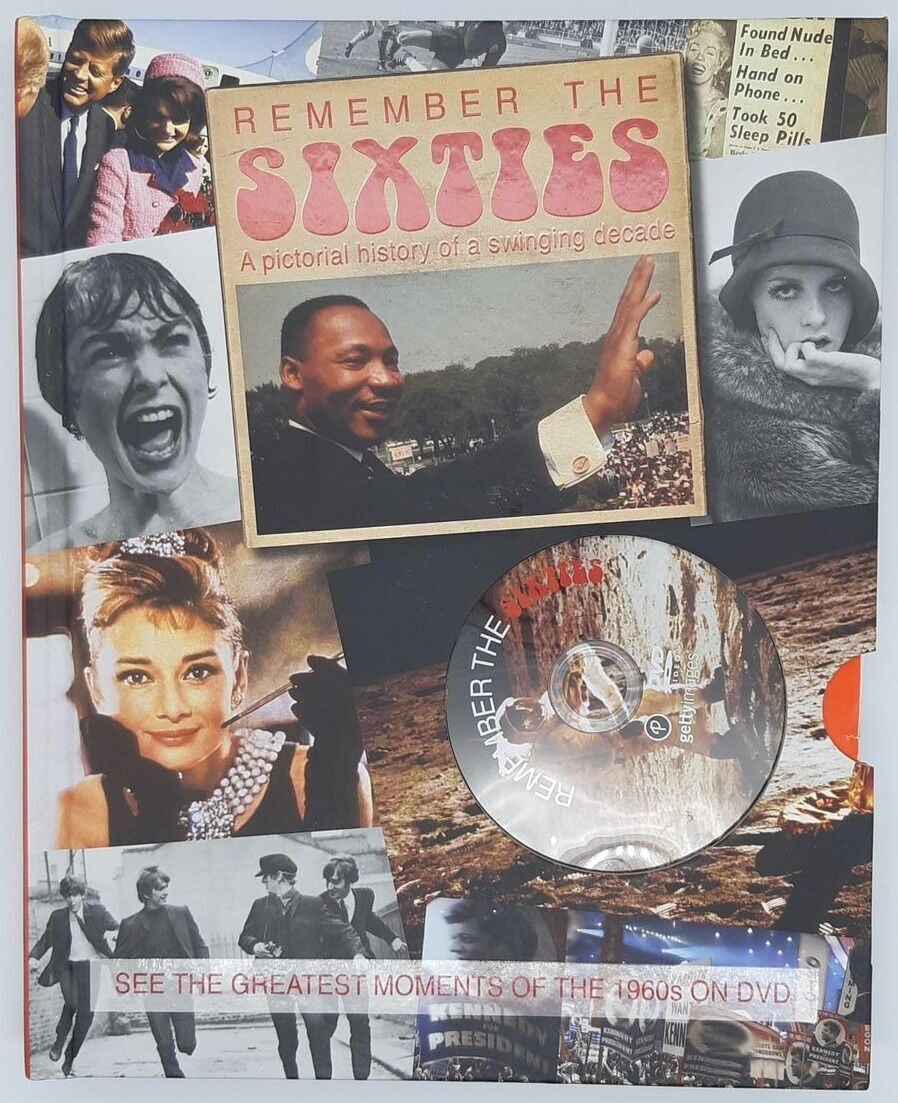 B16 Remember the Sixties (c DVD), 2011, England