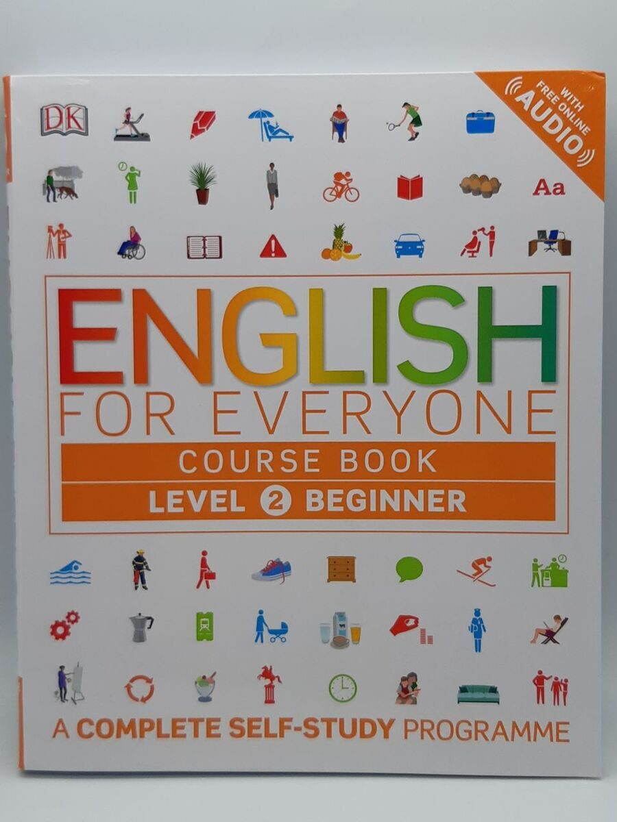 6P88 English for Everyone: Course Book Level 2 Beginnner