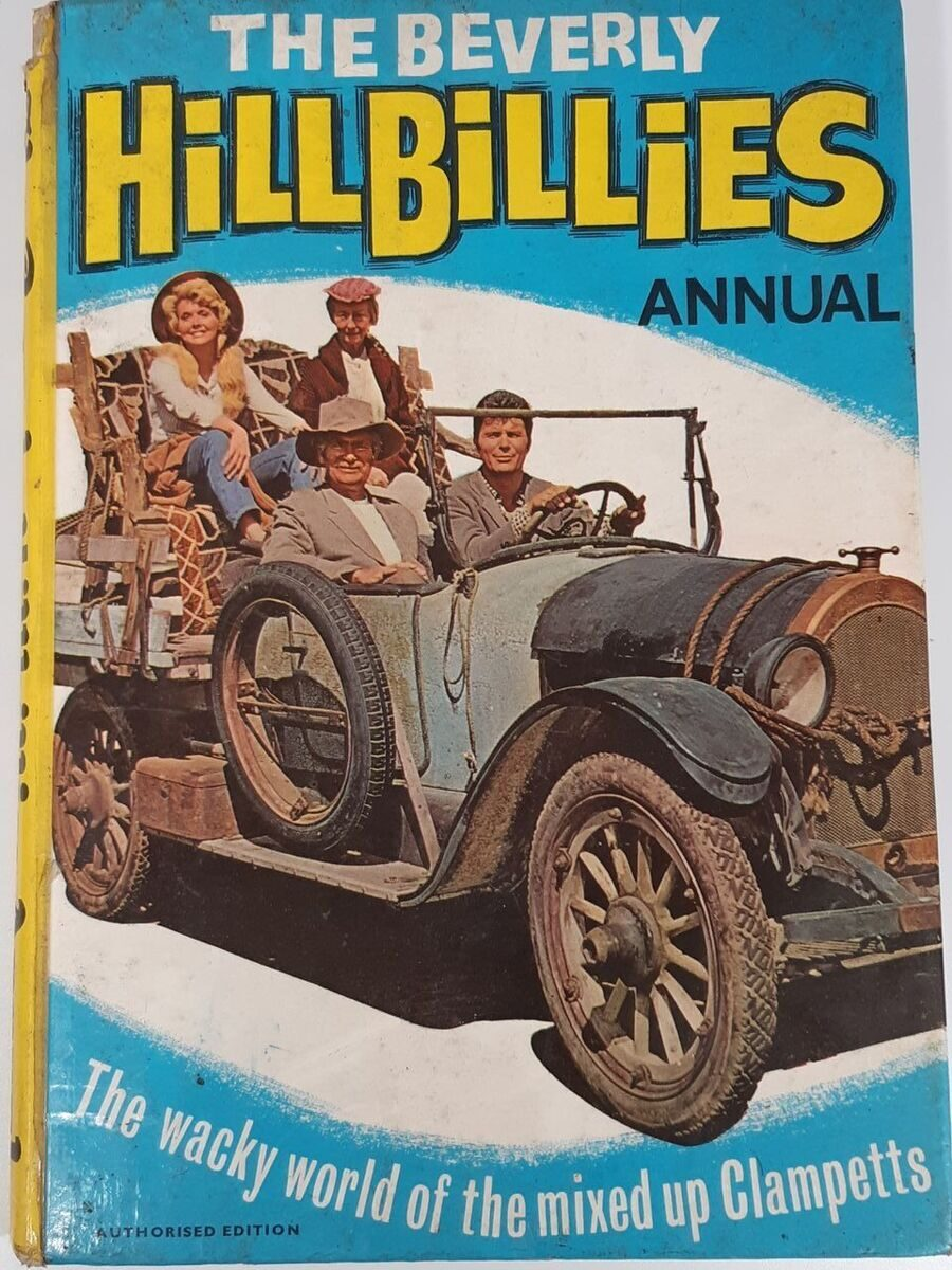 B4 The Beverly HillBillies!! Annual 1978 , England