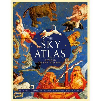 K559 The Sky Atlas Edward Brooke-Hitching