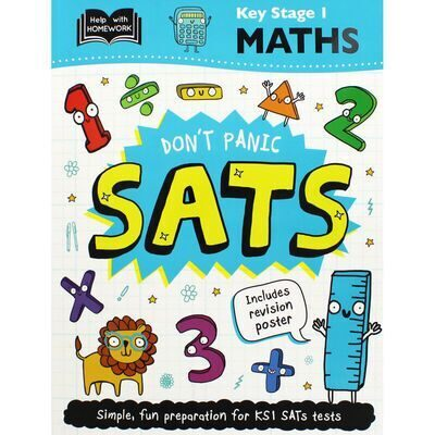 6P26 Don't Panic SATs: Key Stage 1 Maths