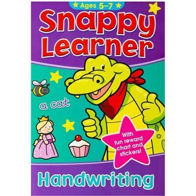 D183  Snappy Learner: Handwriting