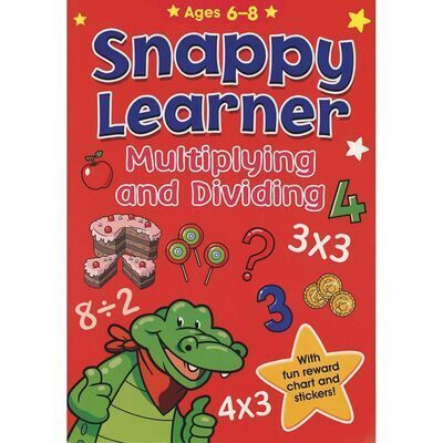 D198  Snappy Learner: Multiplying And Dividing
