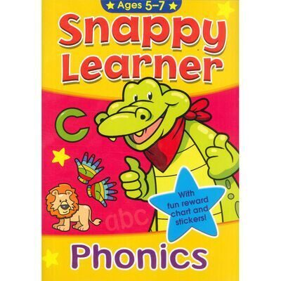 D239  Phonics Snappy Learner: Ages 5 To 7