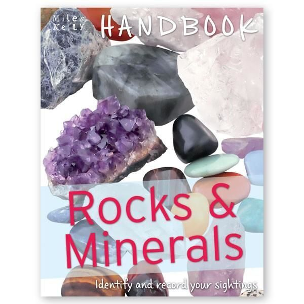 E127 Rocks and Minerals Handbook